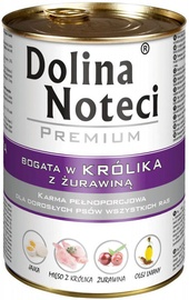 Dolina Noteci Premium Rabbit 800g
