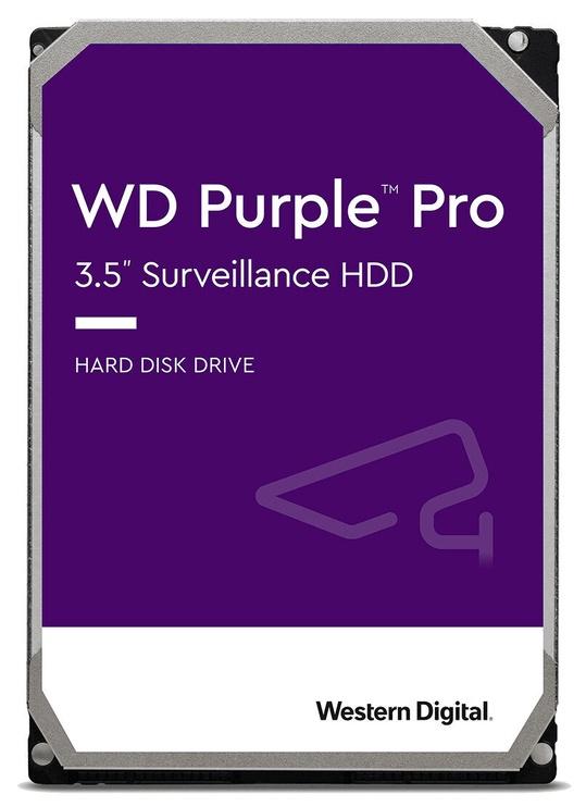 Жесткий диск сервера (HDD) Western Digital Purple Pro, 256 МБ, 8 TB