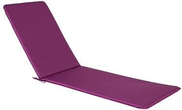 Home4you Recliners Cover Ohio 55x190x2,5cm Purple