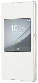 Sony SCR30 Style Cover For E6553 XPERIA Z3+ White