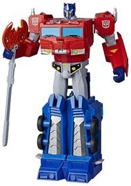 Hasbro Transformers Cyberverse Battle For Cybertron Optiumus Prime E7112