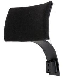 Black Red White Proxima EF019 Headrest Black