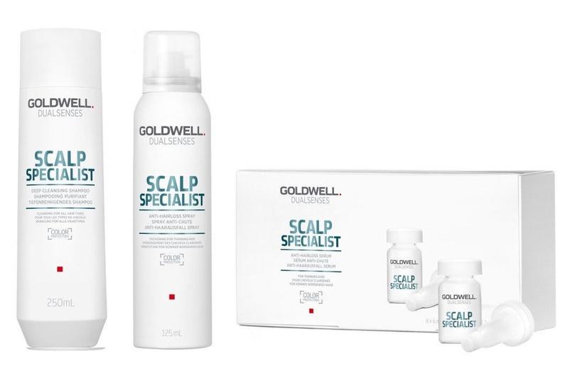 Šampūnas Goldwell Dualsenses Scalp Specialist Deep Cleansing, 250 ml
