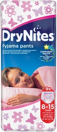 Huggies Dry Nites Girls 9