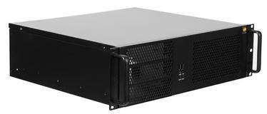 Netrack Server Case mini-ITX 3U Rack 19''
