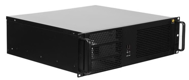 Netrack Server Case mini-ITX 3U Rack 19''