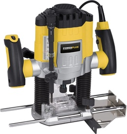 Powerplus POWX0910 Router + 6 Bits