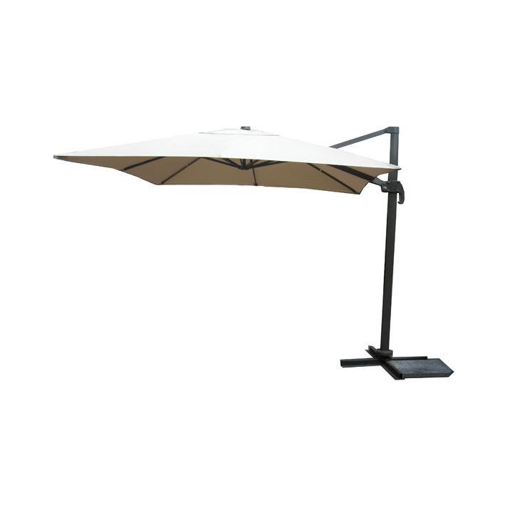 Sodo skėtis Masterjero Square Deluxe, 3.0 m