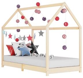 Bērnu gulta VLX 283346, 146x78 cm