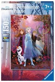 Puzle Ravensburger XXL Disney Frozen 2 12849, 150 gab.