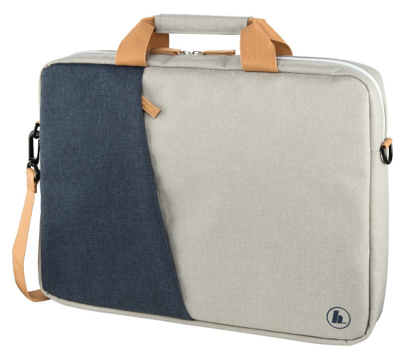 Hama Florence Notebook Bag 13.3 Blue Grey