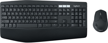 Logitech MK850 Performance Wireless Keyboard And Mouse Combo RUS Black