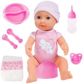 Bayer New Born Baby Doll Piccolina 40cm