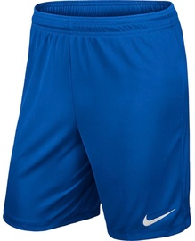 Nike Junior Shorts Park II Knit NB 725988 463 Blue M