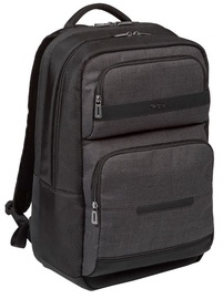 "Targus Advanced Notebook Backpack For 15.6"" Black / Grey"