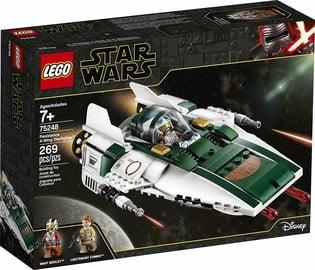 Konstruktors LEGO®Star Wars TM 75248 Resistance A-Wing Starfighter™