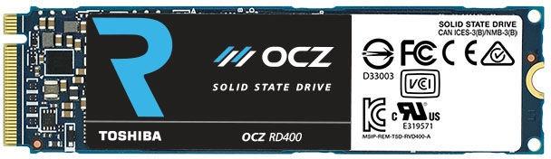 Toshiba OCZ RD400 Series SSD 128GB M.2 RVD400-M22280-128G