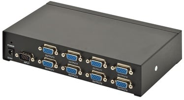Digitus VGA Splitter 350MHz, 8-Port DS-43100
