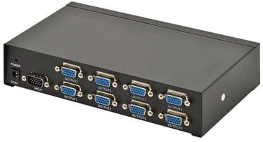 Digitus VGA Splitter 350MHz, 8-Port DS-43100
