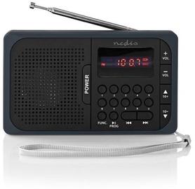 Kaasaskantav raadio Nedis RDFM2100GY