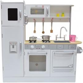 4IQ Nida Universal Wooden Kitchen White