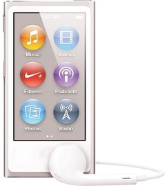 Apple iPod Nano 16GB Silver 7th Gen