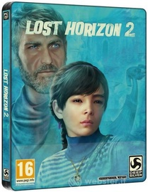 Lost Horizon 2 Steelbook Edition PC