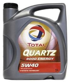 Automobilio variklio tepalas Total Quartz 9000 Energy, 5W-40, 5 l