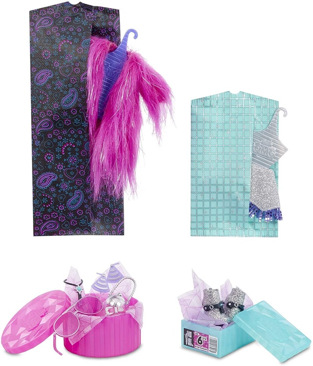 MGA LOL Surprise O.M.G. Winter Disco Cosmic Nova Fashion Doll