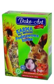 Sööt hamstritele Dako-Art Basic Food, 0.5 kg