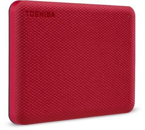 Toshiba Canvio Advance 1TB Red