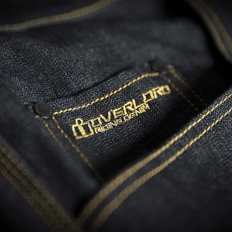 Icon Overlord Riding Jeans Blue 38