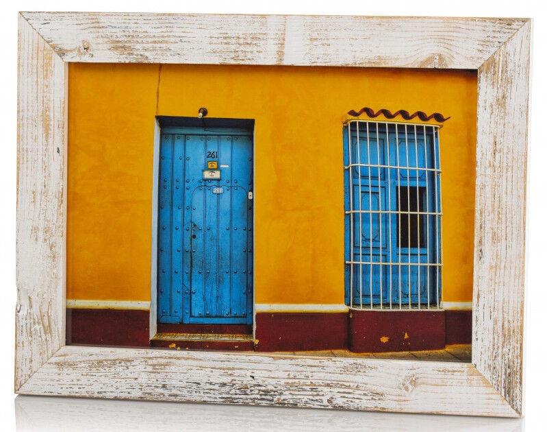 Фоторамка Bad Disain Photo Frame 21x30cm 1520945 White