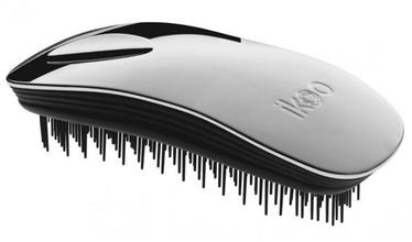 Ikoo Metallic Home Brush Oyster Black