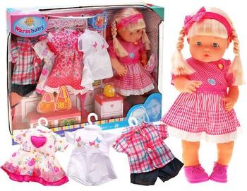Кукла Warm Baby