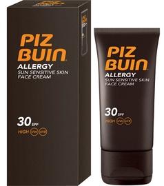 Piz Buin Allergy Sun Sensitive Face Cream SPF30 50ml