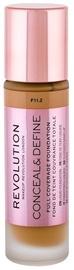Makeup Revolution London Conceal & Define Foundation 23ml F11.2