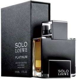 Loewe Solo Platinum 50ml EDT