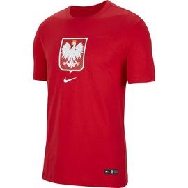 Футболка Nike, красный, L