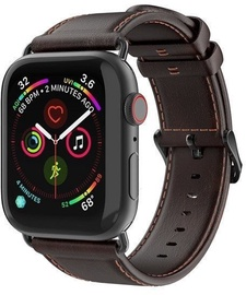 Dux Ducis Leather Band For Apple Watch 38/40mm Cofee