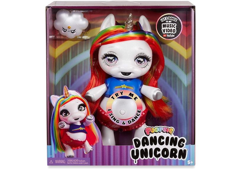 Interaktyvus žaislas MGA Poopsie Dancing Unicorn 571162