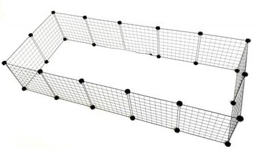 Kaitse C&C Modular Dog Kennel, 1800x370x750 mm