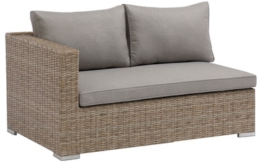 Aiadiivan Masterjero J5145 Sofa, pruun, 132 cm x 84 cm x 65 cm