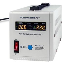 Qoltec Automatic Voltage Stabilizer AVR 500VA