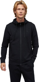 Audimas Stretch Cotton Hoodie Black XL