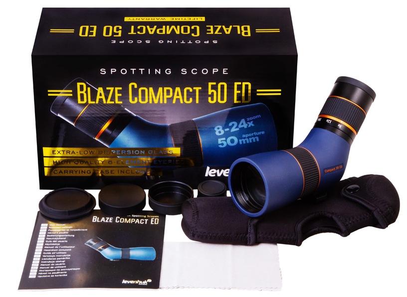 Levenhuk Blaze Compact 50 ED Spotting Scope