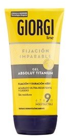 Giorgi Line Absolute Titanium Indestructible Fixation Gel Nº9 165ml