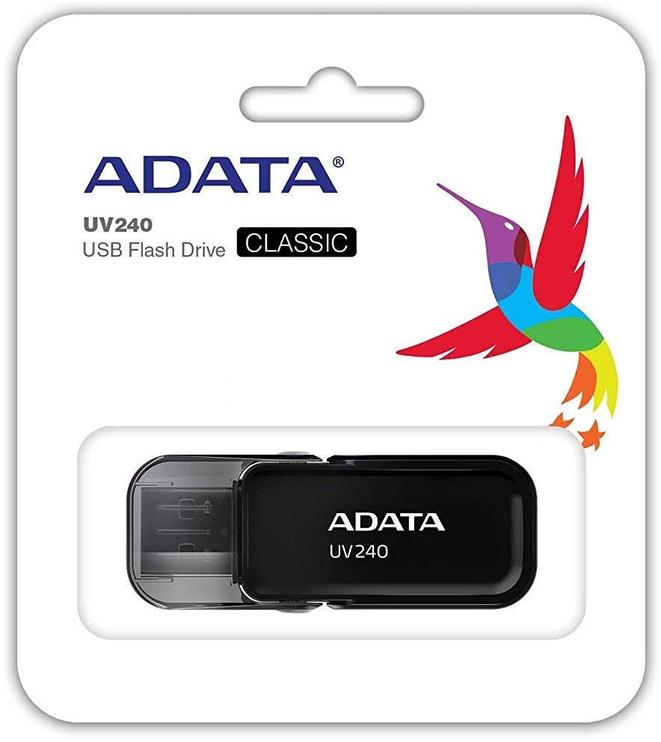 Adata UV240 16GB USB 2.0 Black