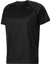 Adidas D2M T-shirt BP7221 Black XL