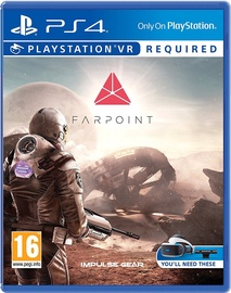 Игра для PlayStation 4 (PS4) Farpoint PS4 VR